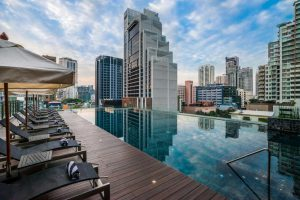 Experience a stylish, spacious and boutique stay in Bangkok 3