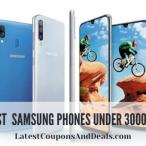 Best Samsung phones under 30000 1