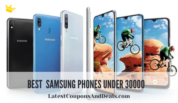 Best Samsung phones under 30000 2